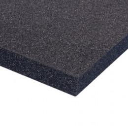 AdamHall 019310 - уплотнитель S=10 мм, 193x107 см ( 2 кв.м) цена за лист