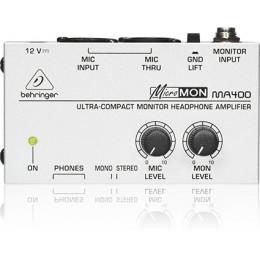 Behringer MA400 - компактный мониторный усилитель для стерео-нау