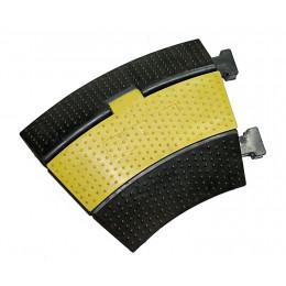 Invotone CG2CN - защитный порог для кабеля, 2 канала, угловой  3