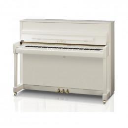 KAWAI K200 WH/P - пианино, 114х149х57, 208 кг., цвет белый полир