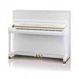KAWAI K300 WH/P - пианино, 122х149х61, 227 кг., цвет белый полир