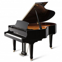 KAWAI GX3 M/PEP - рояль, 188х152х102, 334 кг.,черный полиров., м