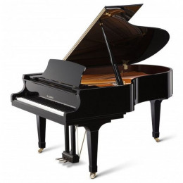 KAWAI GX5 M/PEP - рояль, 200х153х102, 351 кг.,черный полиров., м