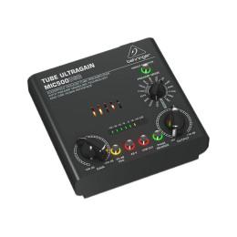 Behringer MIC500USB - микрофонный/инструментальный предусилитель