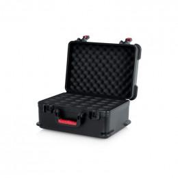 GATOR GTSA-MIC30 - пластиковый кейс для 30 проводных микрофонов
