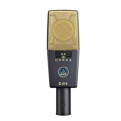Микрофон студийный AKG C414 XLII