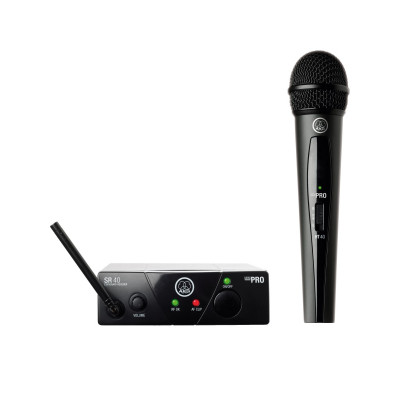 Вокальная радиосистема AKG WMS40 Mini Vocal Set BD US25A