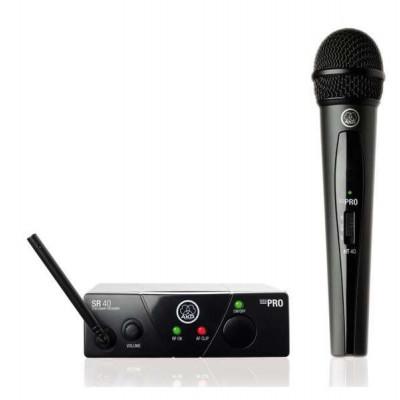 Вокальная радиосистема AKG WMS40Mini Vocal Set BD US25C