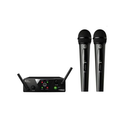 Вокальная радиосистема AKG WMS40 MINI2 Vocal Set US25AC