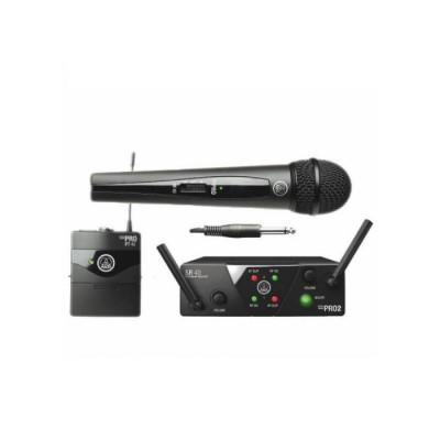 Радиосистема AKG WMS40 MINI2 Mix Set US25AC