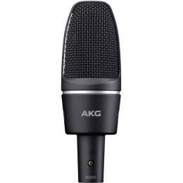"""AKG C3000 - конденсаторный кардиоидный микрофон с 1"""" мембраной , """"ПАУК"""" , без кейса"""