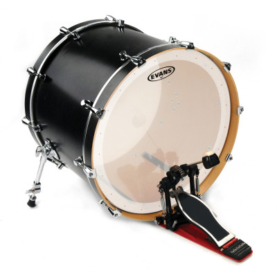 """Пластик для барабана 20"""" Evans BD20GB1C"""