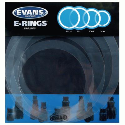 Набор демпфирующих колец для ударной установки Evans ER-FUSION