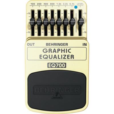 Педаль эффектов Behringer EQ700