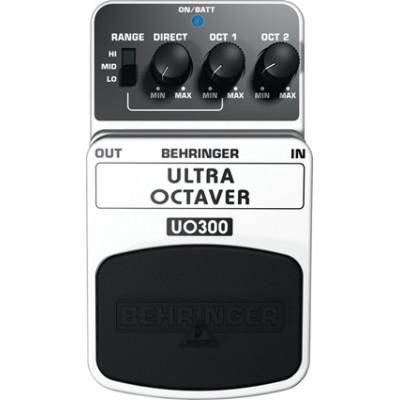 Педаль эффектов Behringer UO300