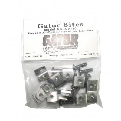 Комплект крепежа для рэковых кейсов Gator GA-10