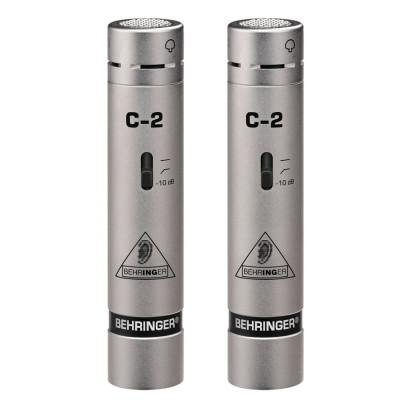 Микрофон конденсаторный Behringer C-2