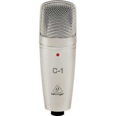 Микрофон вокальный конденсаторный Behringer C-1