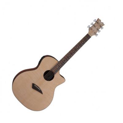 Гитара электроакустическая Dean AX FLAME