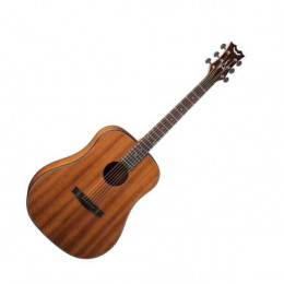 """Dean AX D MAH - акустическая гитара, дредноут, 25 1/2"""", красное дерево, цвет натуральный матовый"""