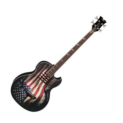 Бас-гитара электроакустическая Dean MAKOB GLORY