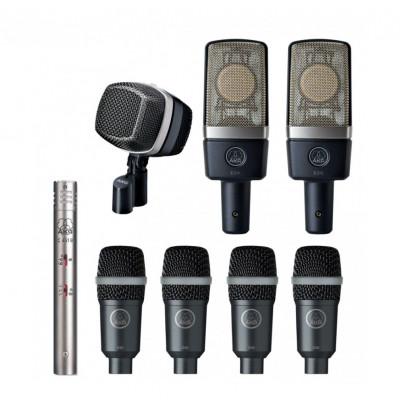 Микрофон для ударных инструментов AKG Drumset Premium