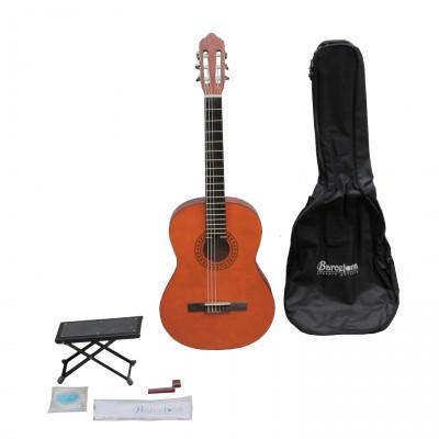 Набор:Классическая гитара, чехол, подставка, струны Barcelona CG11K/NA
