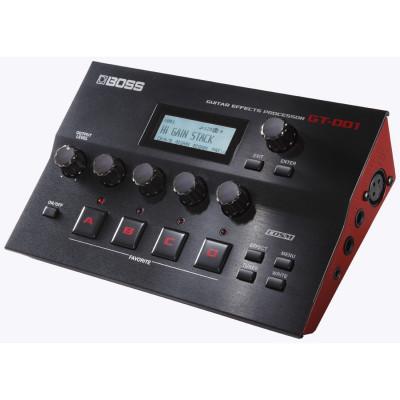 Гитарный процессор эффектов Boss GT001