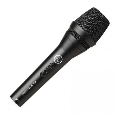 Микрофон динамический AKG P3S