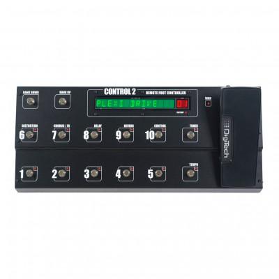 Гитарный процессор эффектов Digitech CONTROL2