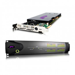 AVID HDX 16X16 SYSTEM - цифрофой аудиоинтерфейс
