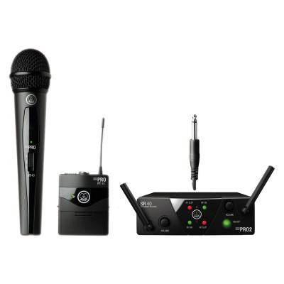 Радиосистема AKG WMS40 Mini2 Mix Set BD US45AC