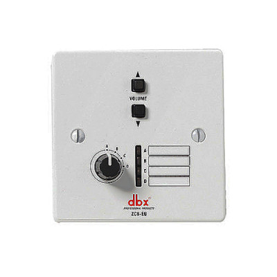 Настенный контроллер dbx ZC8