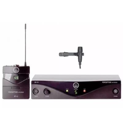 Радиосистема с петличным микрофоном AKG AKG Perception Wireless 45 Pres Set BD U1
