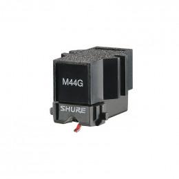 SHURE M44G - голова для проигрывателя виниловых дисков (scratch,