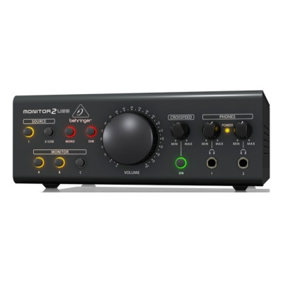 Мониторный контроллер Behringer MONITOR2USB