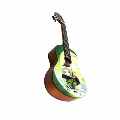 Набор: классическая гитара , размер 3/4 и аксессуары Barcelona CG10K/AMI 3/4