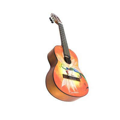 Набор: классическая гитара , размер 3/4 и аксессуары Barcelona CG10K/LUCIOLE 3/4