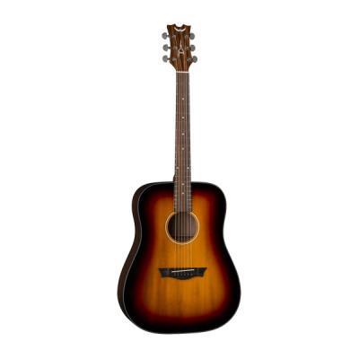 Комплект акустическая гитара и аксессуары Dean AX PDY TSB PK