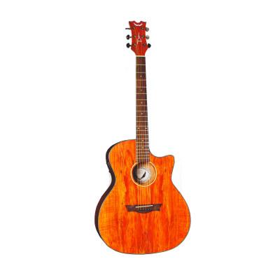 Гитара электроакустическая Dean AX E SPALT