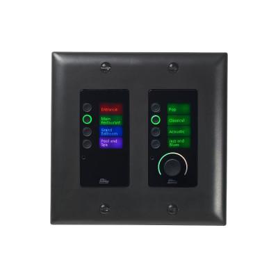 Панельный контроллер BSS EC-8BV-BLK-EU