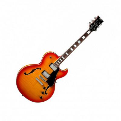 Гитара полуакустическая Dean Colt FM