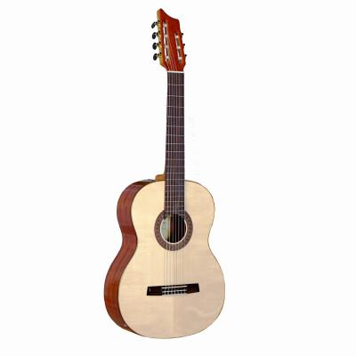 Гитара классическая семиструнная Barcelona CG120 CS7/NA