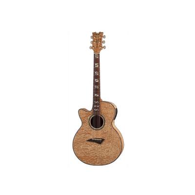Гитара электроакустическая Dean PE QA L GN