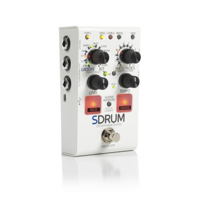 Педаль эффектов Digitech SDRUM