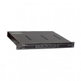 INVOTONE DV150.4 - четырехканальный усилитель мощности, класс D,  70/100 V